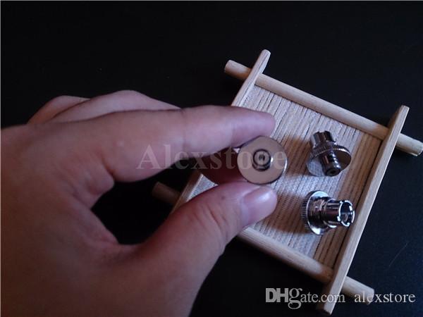Адаптер 510 для эго резьба металла разъем гибка адаптер подходит eleaf я придерживаюсь мини 10 Вт istick 20 Вт 30 Вт 50 Вт батареи box mod батареи