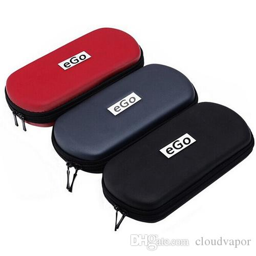 Ego Case Ego Leather Bag For Ego-t Ego-w Ego Electronic Cigarette Carry Bag With Zipper L M S Size Free Best Price And Quality
