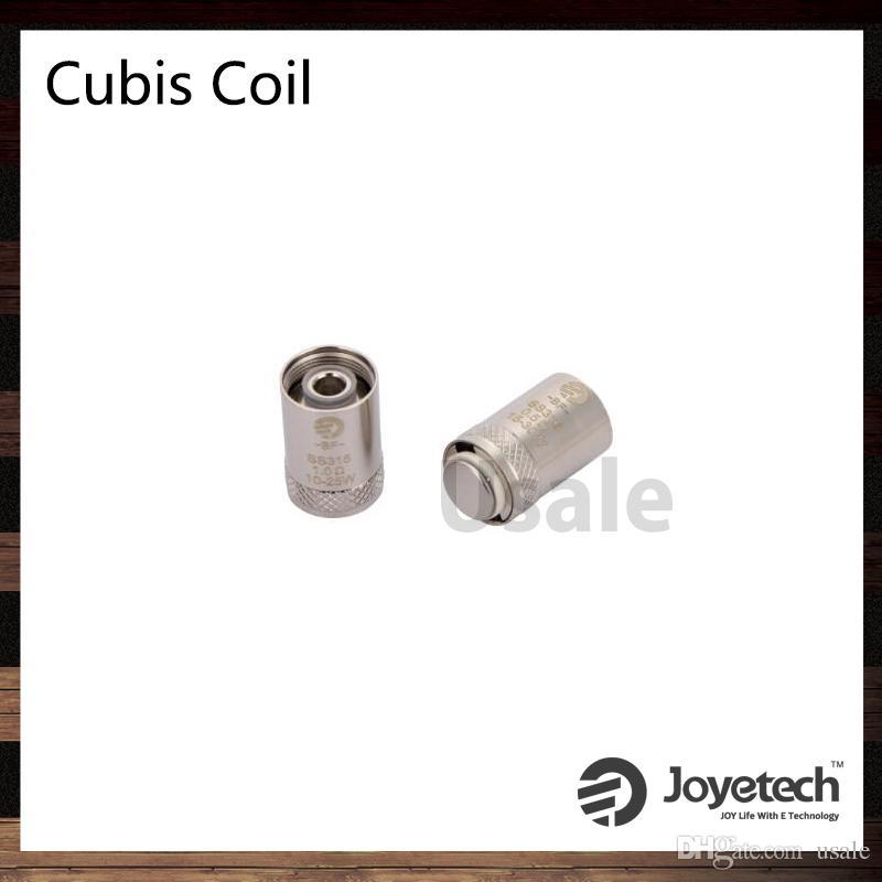 Joyetech Cubis 코일 헤드 BF SS316 0.5ohm 0.6ohm 1.0ohm BF-Ni 0.2ohm for Cubis eGo Aio 키트 BFHN 0.5ohm 헤드 100 % 원본