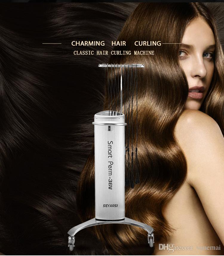 SEYARSI Hair Perming Machine, 36V Output, High Quality, Hairdressing Helper