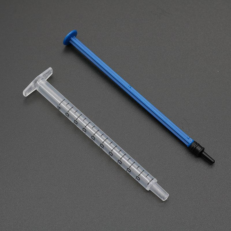 Plastic 20 Ml / 1 Ml Sterile Syringe Nutrition Health Cake Embroidery Needle