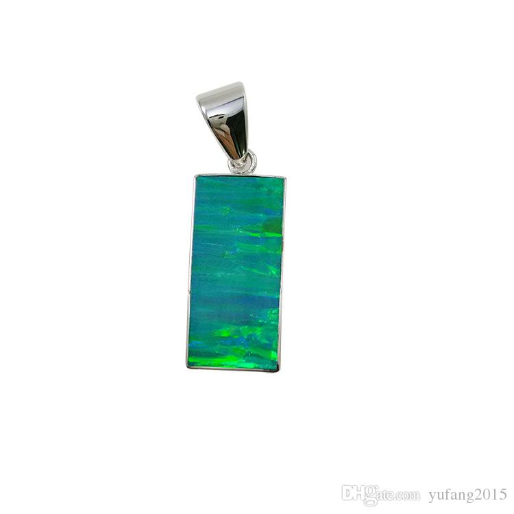 American Handmade Fashion Jewelry for Opal Pendants pure gemstone for sterling silver 925 jewelry for N313