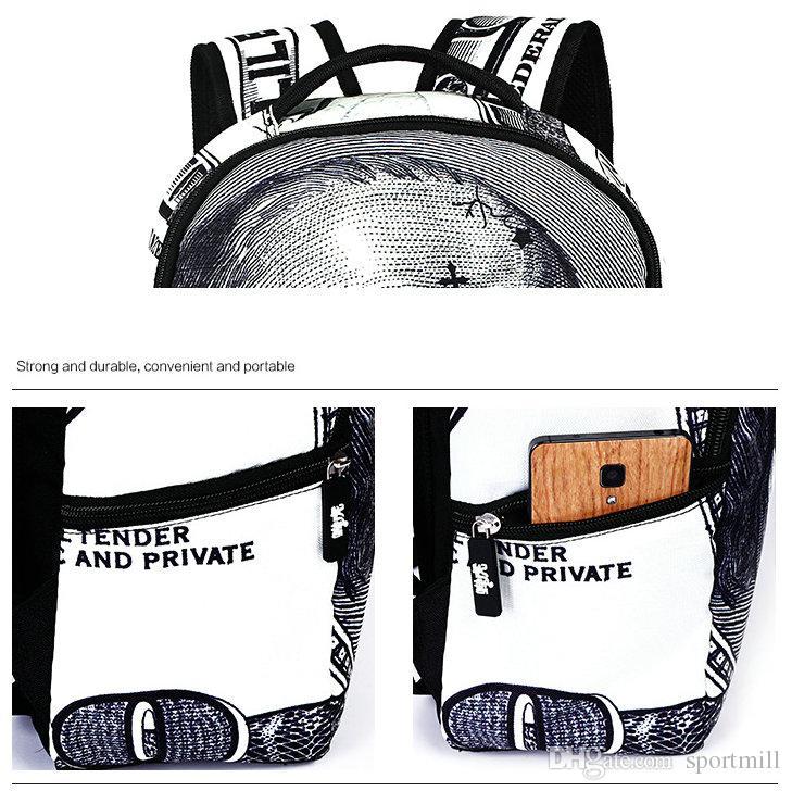 Game over рюкзак Sprayground дизайн рюкзак Player школьная сумка Классный рюкзак Спортивная школьная сумка Открытый день пакет