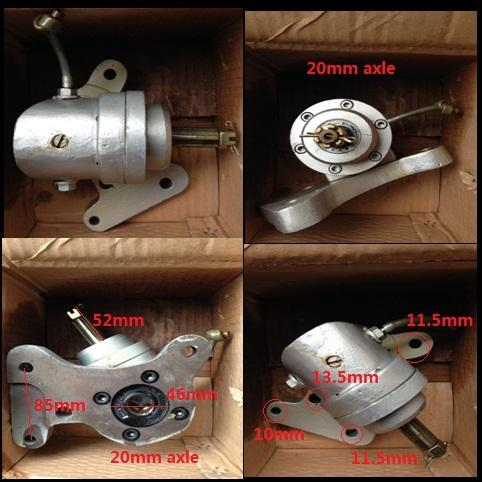 2018 rear axle gearbox for shaft drive lifan 250cc atv for Who buys electric motors near me