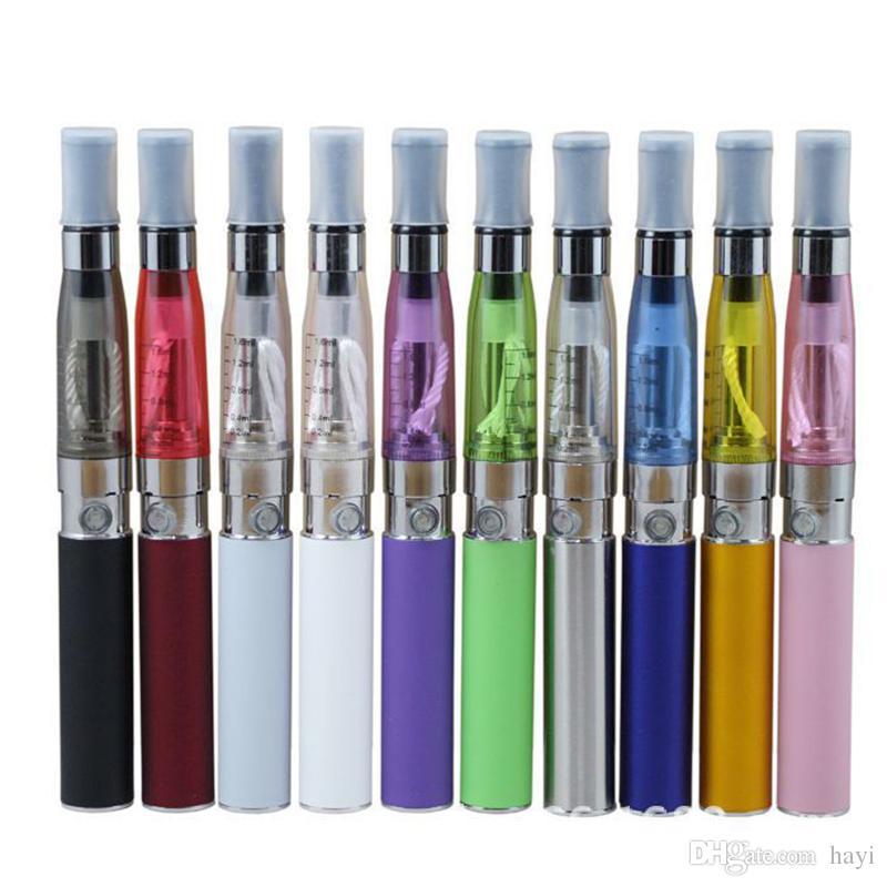 HOT Ego t CE4 Blister kit Starter kits ce4 atomizer 650mah 900mah 1100mah ego-t battery blister pack DHL Free