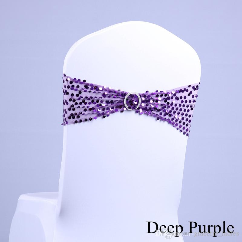 Deep Purple Sequined Chair Buckle Chair Sash Buckles Wholesale With Buckle Custom Chair Bands Cheap Wedding Chair Bands With Buckle Sequined Chair Buckle ...  sc 1 st  DHgate.com : chair sash buckle - Cheerinfomania.Com