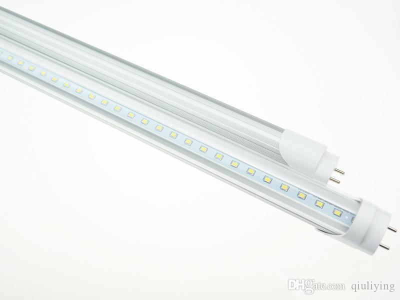 Top Qualität SAA PSE ETL UL Genehmigt 24W LED Rohre Licht T8 LED Rohr 1200mm 4ft Reinweiß 2400lm 85-265V 3 Jahre Garantie /