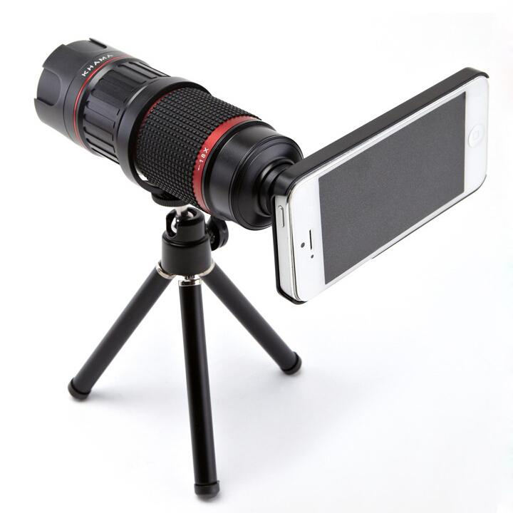 2019 4x 12x Adjustable Zoom Mobile Phone Telephoto Lens For Iphone 6