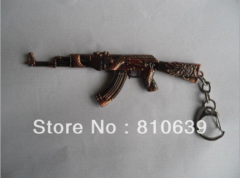 2018 Cross Fire AK 47 Assault Gun Keychain CF Main Rilfe Keys Ring Dragon  Plated Ak47 CS/CF Gun FANS Best Collection From Weiwei6, $8.26   DHgate.Com
