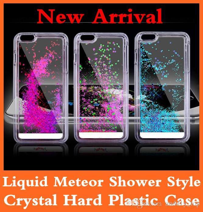 b58193f2905 Articulos Para Celulares Estuche Dinámico Liquid Glitter Star Quicksand  Para Samsung Galaxy S6 Edge Plus Note 5 Note5 Grand Prime Core G530 G360 A5  A7 MOTO ...