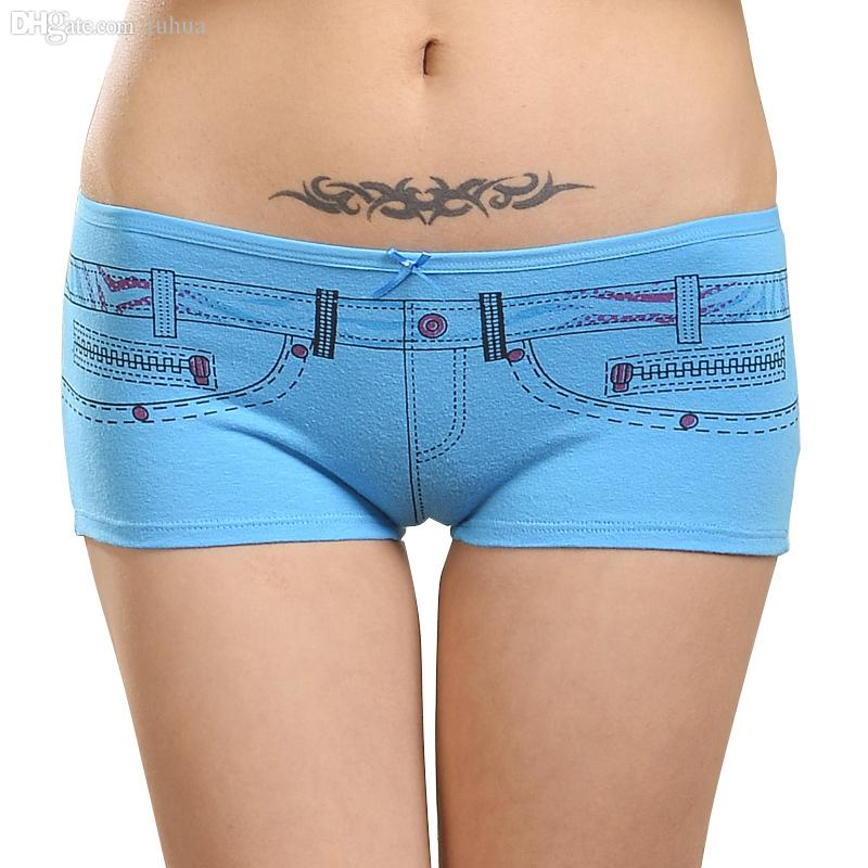 wholesale lot 12 pcs everyday ladies panties discount wholesale everyday ladies panties zipper pocket print,Womens Everyday Underwear