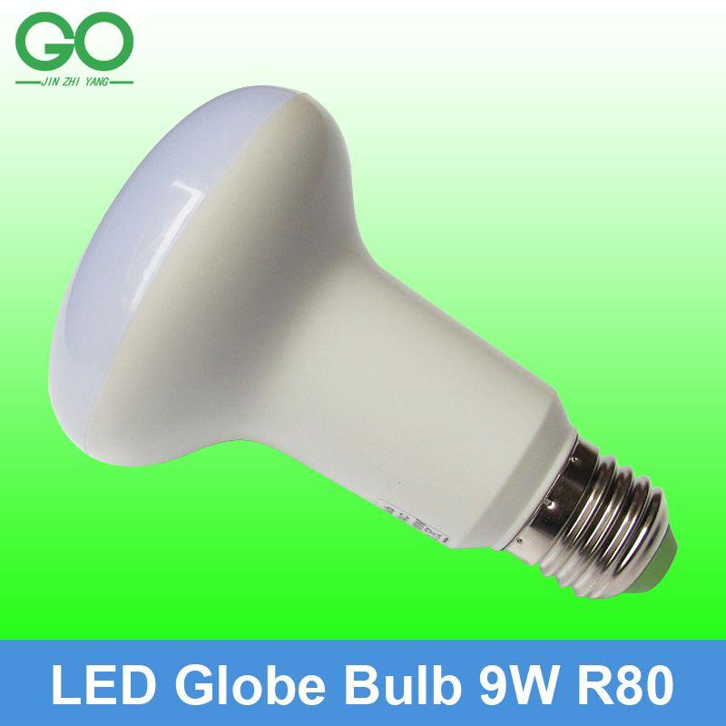 9w E26 Led Lamp Remplacer Halogène Light Globe 230v Dimmable 110v Ball Lampe 220v 90w E27 R80 120v Ampoule 240v c3qj4ARS5L