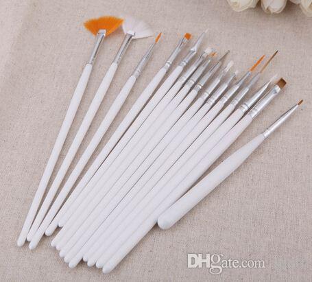 Nail Art Painting Tool set stylo polonais pinceau set kit pinceaux à ongles professionnel style