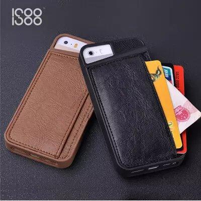 low cost 26272 a9700 Hot on ebay !! iPhone 6 plus wallet case Ultrathin Hybird Colorful Purse ID  credit card TPU PU Leather Cover for iphone 4 5 5S 4S 6 plus