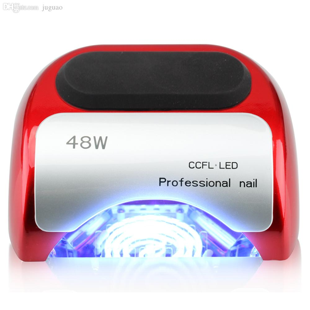 Led lampe nails image collections mbel furniture ideen 2018 wholesale 48w ccfl led professional nail lamp best curing see larger image parisarafo image collections parisarafo Choice Image