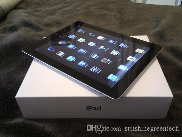 iPad Yenilenmiş% 100 Orijinal Apple iPad2 16GB 32GB 64GB Wifi iPad 2 Apple Tablet PC 9.7