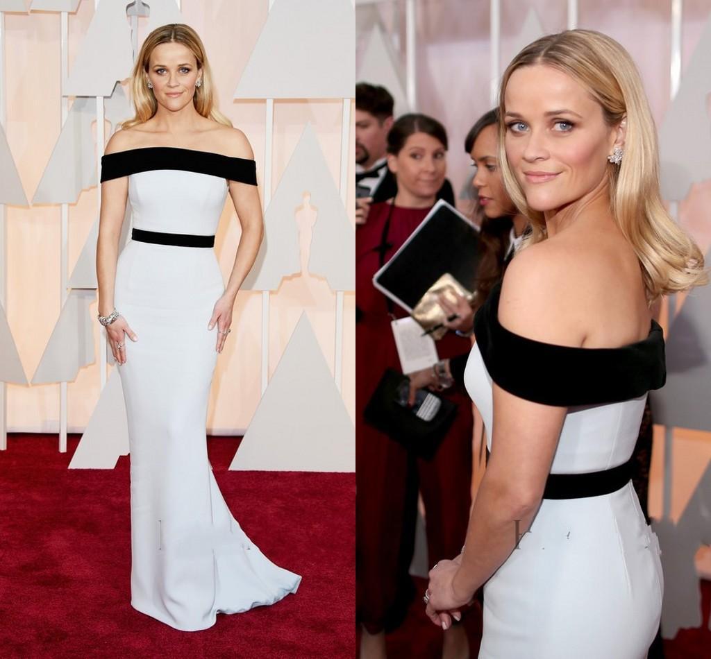 White celebrity dress for less
