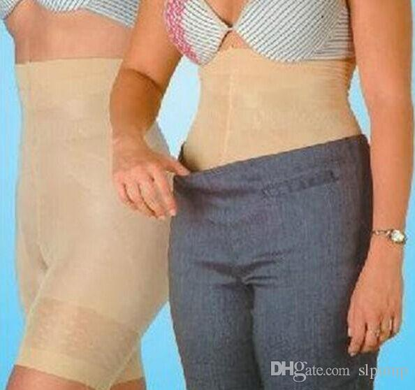 Free DHL California Beauty Slim Lift Extreme Body Shaper Body Shaping Garment slimming pants suit OPP PACKING