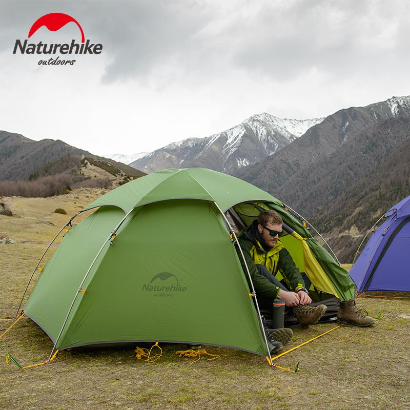 Wholesale Naturehike Outdoor 2 Man 4 Season Hiking C&ing Tent Double Layers Ultralight Winter C& Tents 2.5kg Rescue Shelters For Dogs Shelter Christmas ... & Wholesale Naturehike Outdoor 2 Man 4 Season Hiking Camping Tent ...