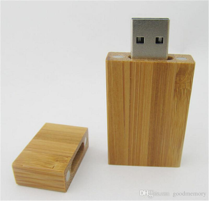 100% real natrual wooden 2GB 4GB 8GB 16GB 32GB 64GB USB flash drive pendrive thumb drive for tablet PC with