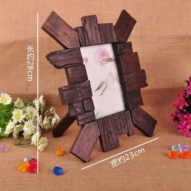 Thailand Imported Handmade Wood Frames Make Original Vintage Frame ...