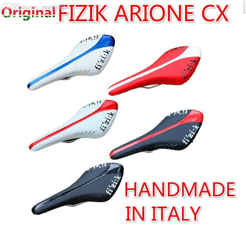 Italy FIZIK Arione Cx Aliante Manganese Alloy Rail Bow Saddle Fizik Road Bike Soft Seats Mountain Bicycle Skewer Seat