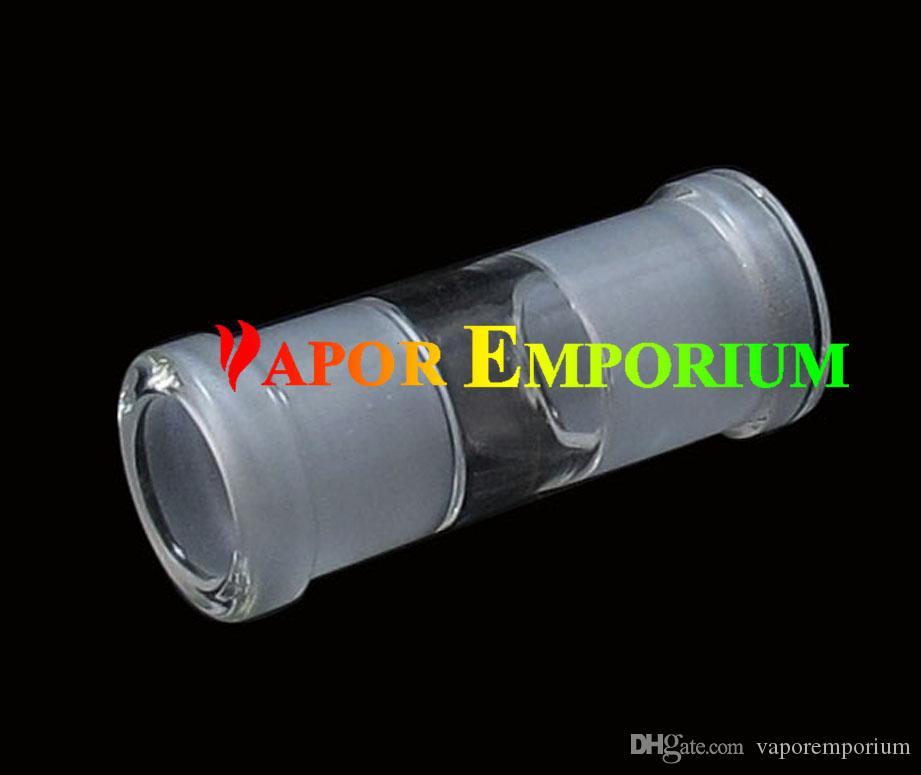 Toptan Kadın Kadın cam adaptör adaptörü düz sigara bong su sigara acessories boru eki ücretsiz kargo