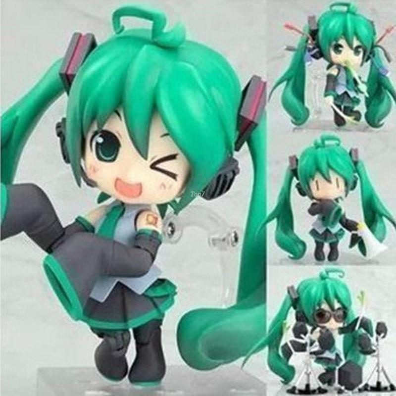 Japanese Anime Toys : New cm japanese anime figures nendoroid vocaloid