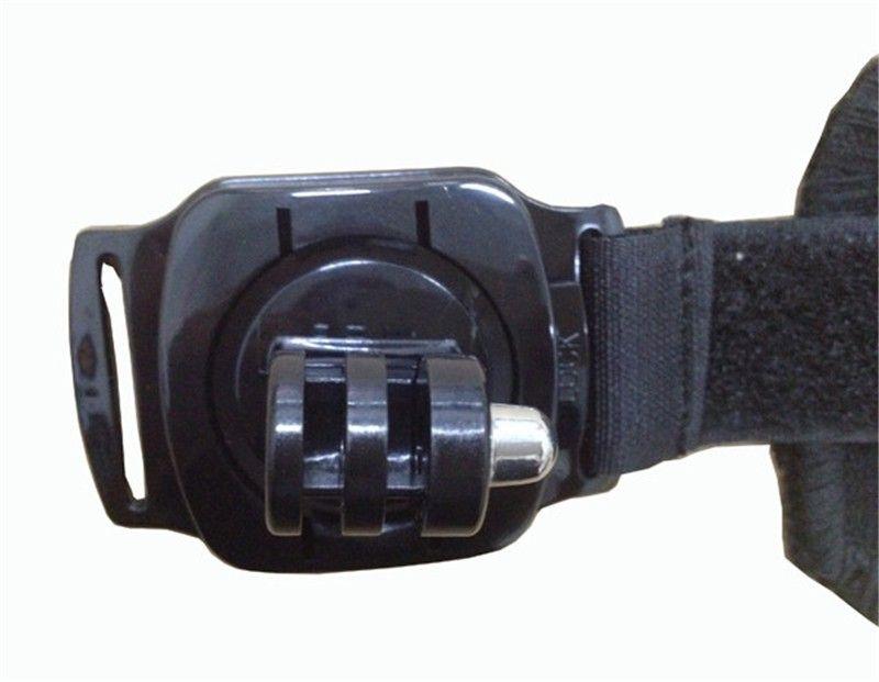 For Gopro Accessories 360 Degree Rotation Wrist Hand Strap For Go pro Hero6 black 5 4 3+ 2 SJCAM SJ4000 Xiaomi Yi Camera GP155