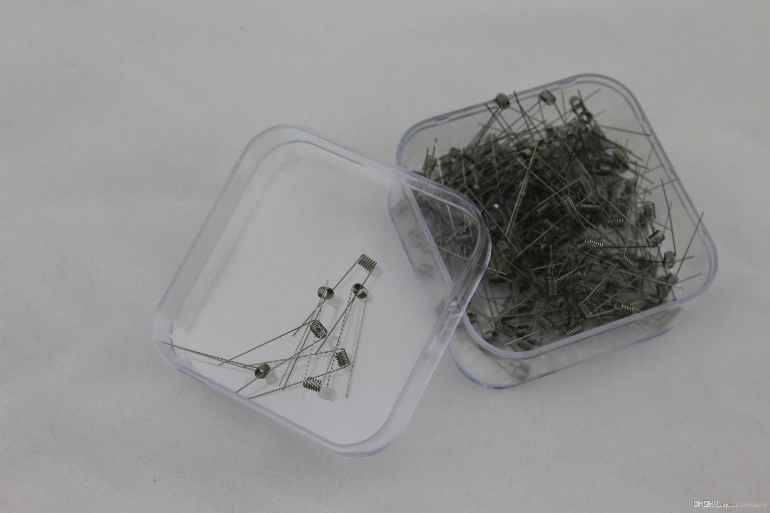 Kanthala1 Heating Wire Resistance Pre Built Coils Premade Coil Pre ...