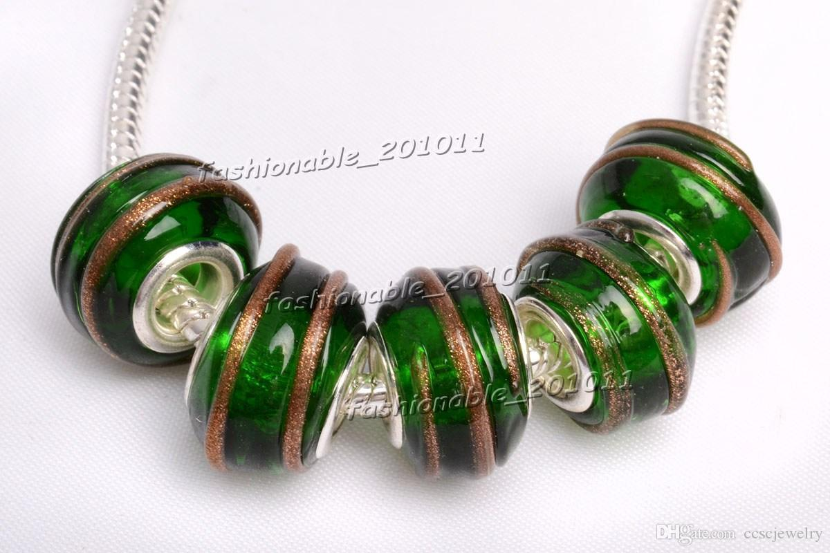 beads collections authentic murano fit products jewelry bracelet sterling black charm glass silver