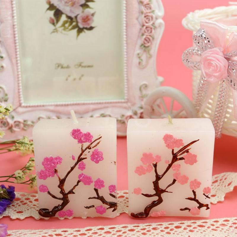 Feis Wholesale Multicolor Romantic Cherry Blossom Square Wedding