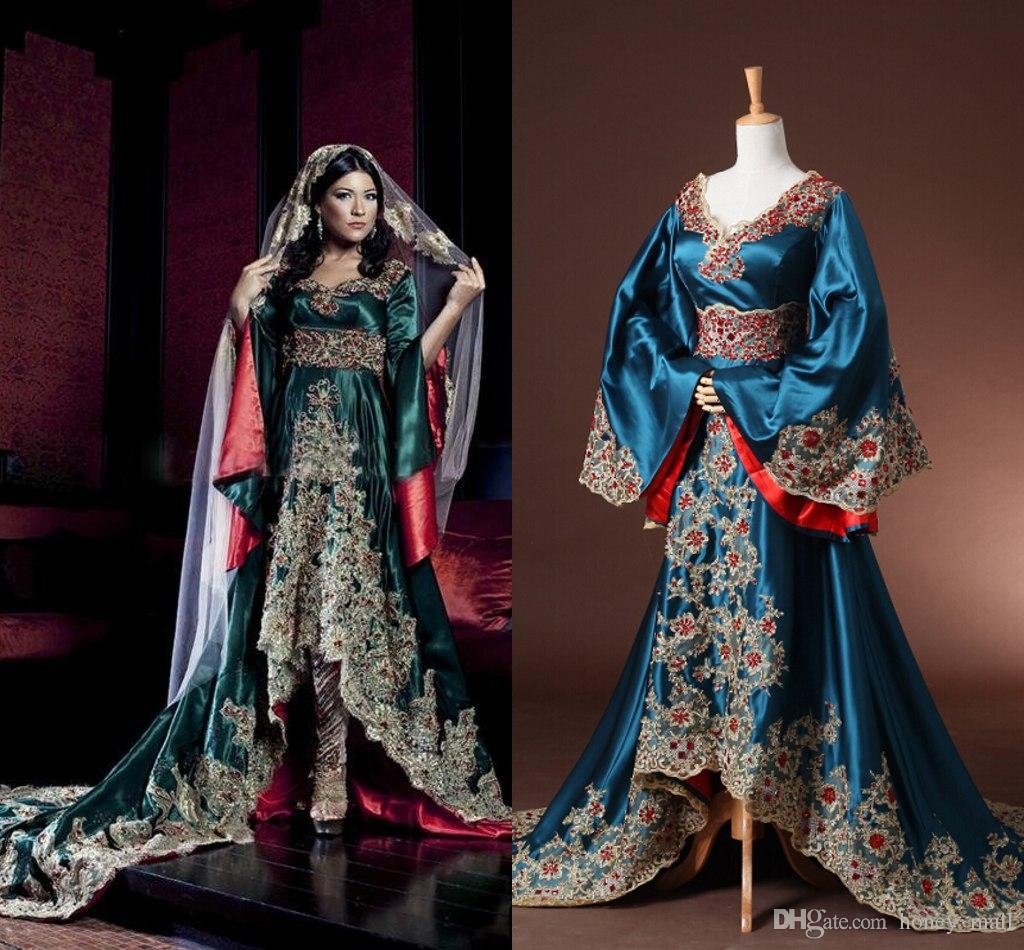 Zahy custom made arabic dubai kaftan 2015 bridal gown for Wedding dresses in dubai prices