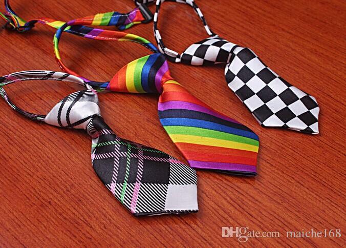 Ajustável Dog Cat Pet Adorável Adorável sweetie Grooming Tie Gravata