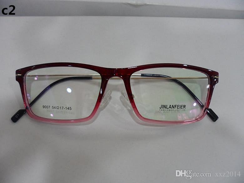 a76a3e93cb 2016 NEW DESIGNED Fashion Prescription Glasses Memory Frame With  TR90 Stainless Steel Temple Ultra Light Myopia Eyeglasses Wholesale  Designer Frames ...