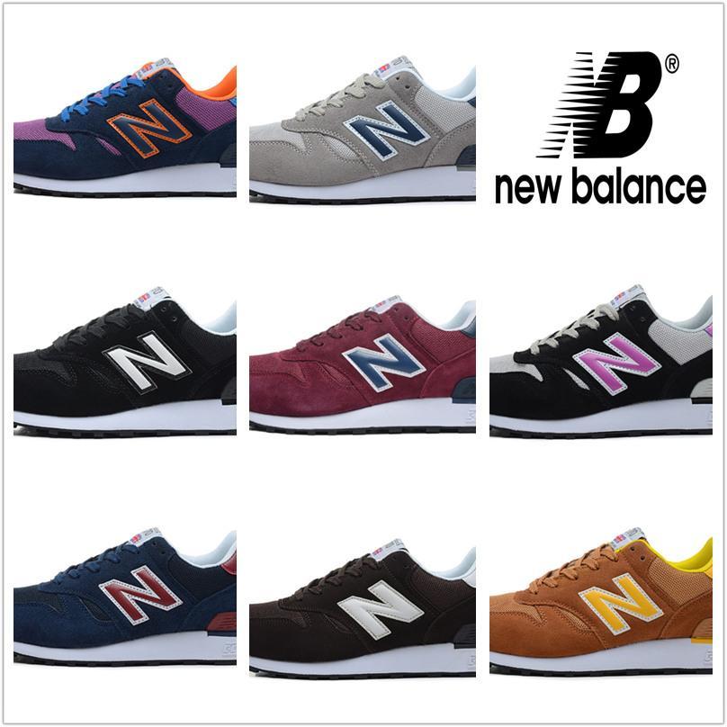 a3fd0bd6d37f7 2019 New Balance Men Women Running Shoes NB 670 Sneakers Retro Walking Shoes  Fashion Brands 100% Original Casual Boots Sport Shoes From Nbpartner, ...