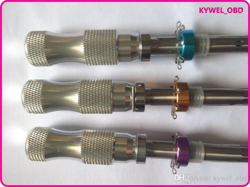 Sıcak satış 3 adet / takım 7 pin gelişmiş 7.0mm, 7.5mm, 7.8mm tübüler çekme seti, Asma Kilit Aracı Çapraz Seçim, Tübüler Pick ücretsiz kargo