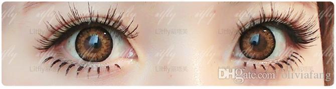 Mix Packed False eyelashes Volumising curling thick fake eyelashes upper lash extension Smoking eye daily career makeup eyelashes