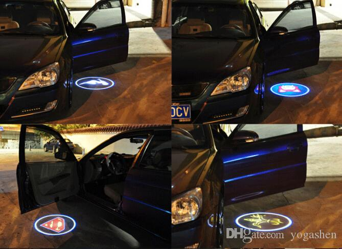 Wholesale Wireless Car Door Light Logo Projector Welcome