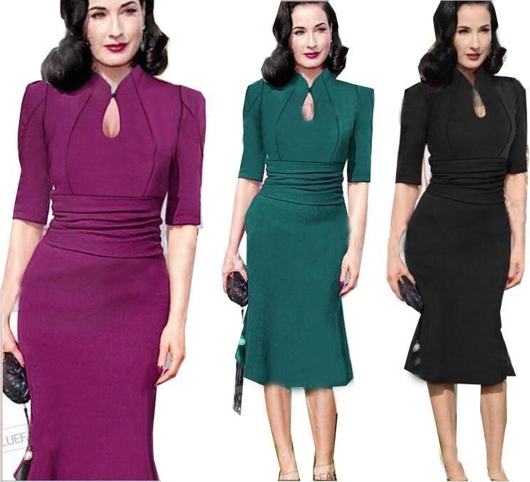 2018 2015 New Fashion Dresses Short Sleeve Black Party Dress Hollow ...