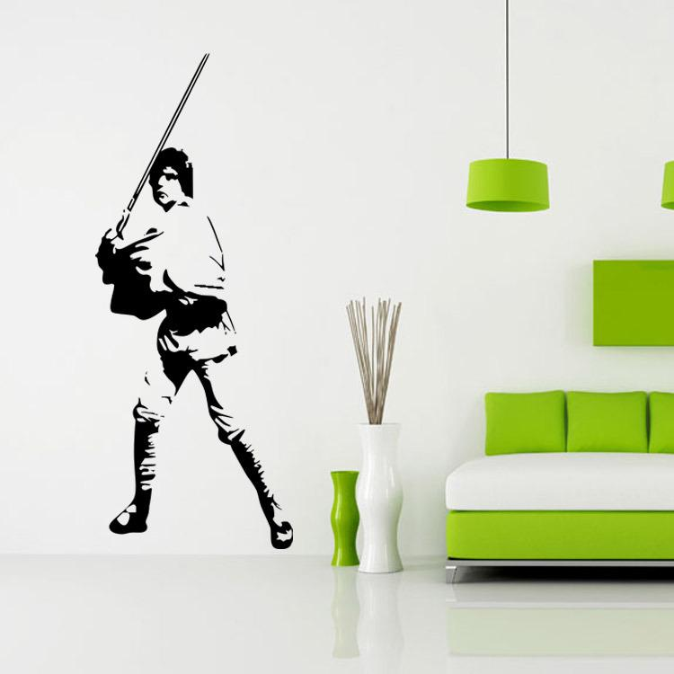 Star Wars Wall Stickers Hot Large Luke Skywalker Home Decor Diy Creative  Removable Bedroom Living Room Stickers Christmas Gifts Decorative Vinyl Wall  Decals ... Part 85