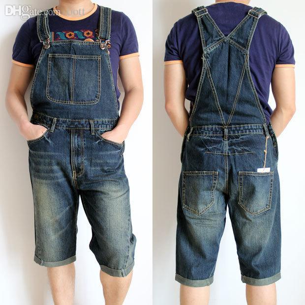 Mens Short Jean Shorts