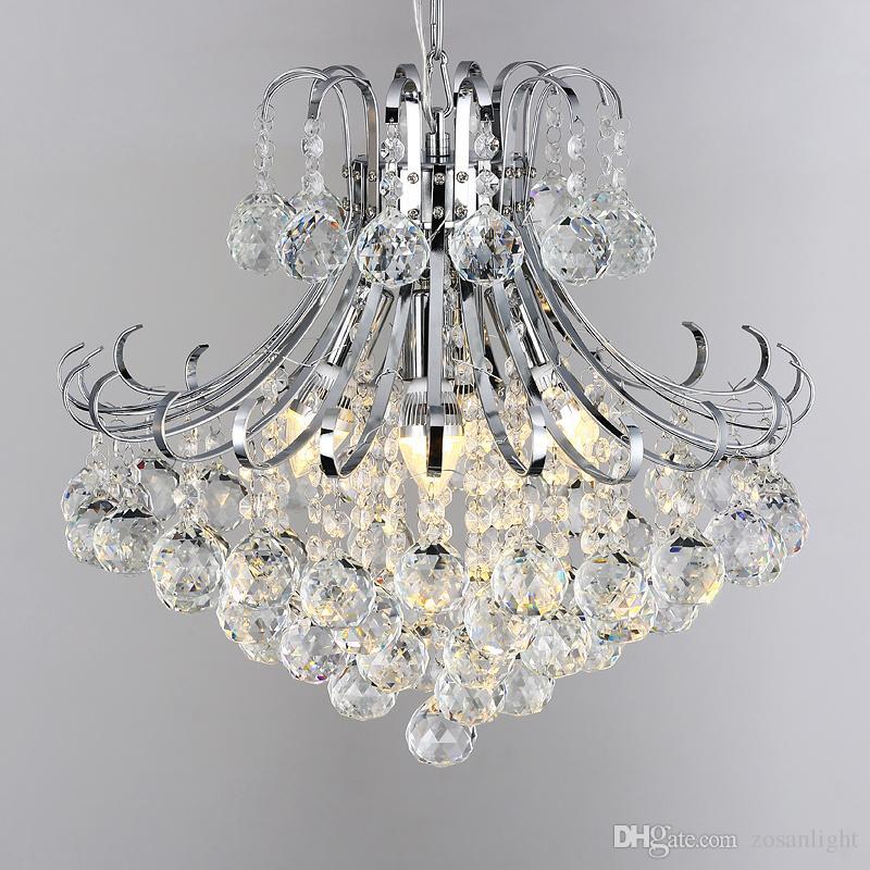 Свет современные старинные люстры потолочный светильник 110 В 220 В светодиодные подвесные светильники конкурентные E14 Кристалл подвесной светильник для спальни аппаратных sj-002