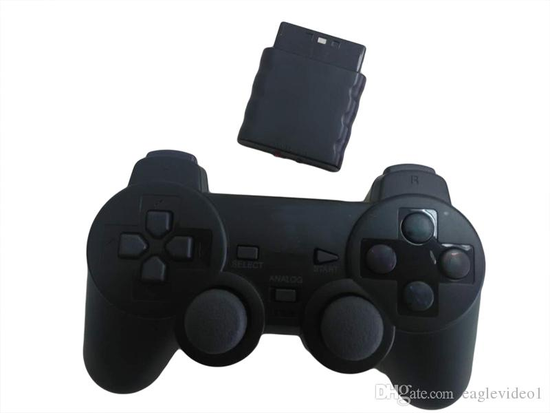 sony playstation 2 controller. for sony ps2 wireless controller with ic black color retail package gamepad best computer controllers pc gaming from eaglevideo1 playstation 2