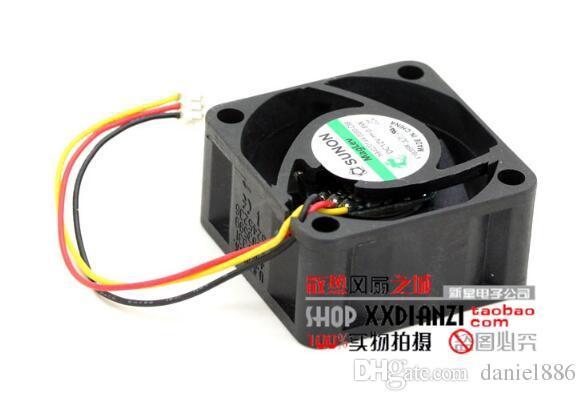 Оптовая продажа: подлинный SUNON HA40201V4-0000-C99 40 * 40 * 20 4см 12V 0.6W SUNON три линии магнитной левитации немой вентилятор