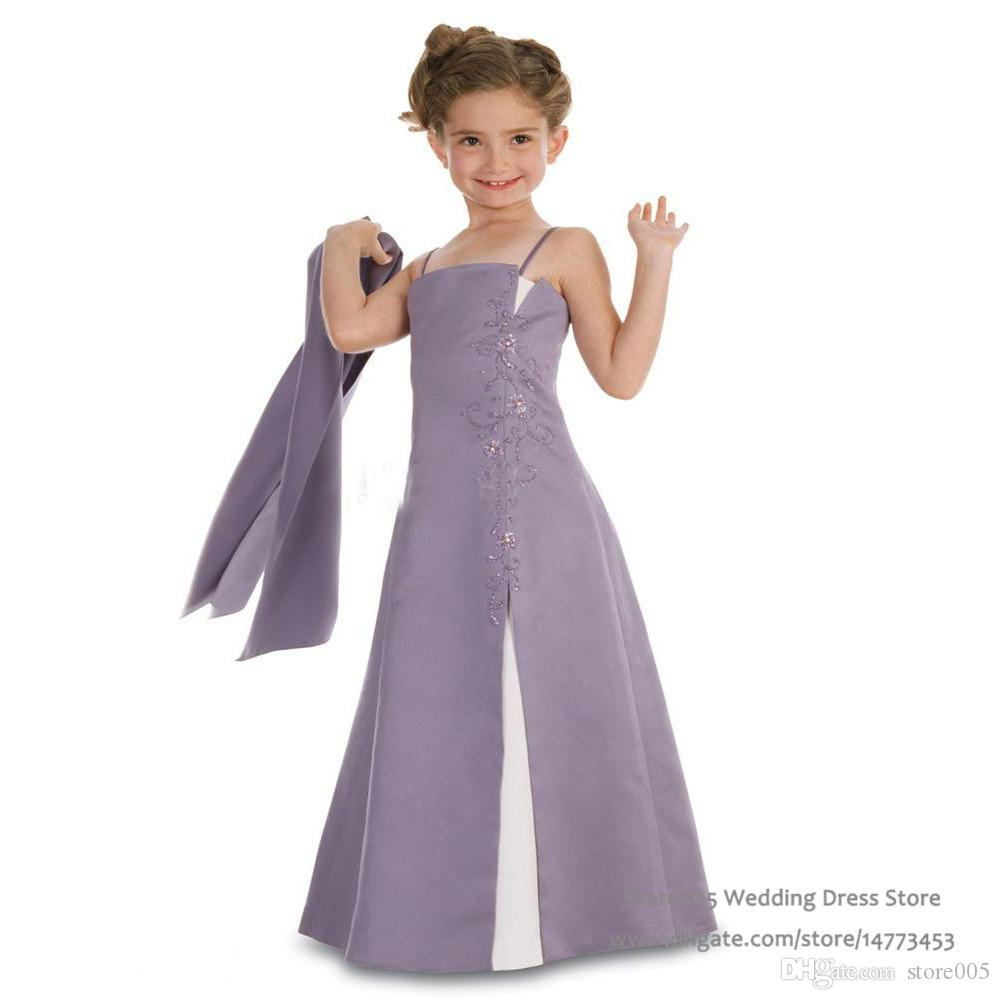 Purple dance junior bridesmaid dresses with jacket a line floor see larger image ombrellifo Images