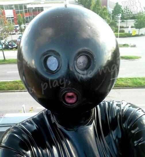 Remarkable, the inflatable latex suit consider, that