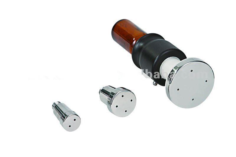 무료 배송 고품질 휴대용 6 In 1 Electroporation 장비 / 살롱 용 Electroporation ce 승인