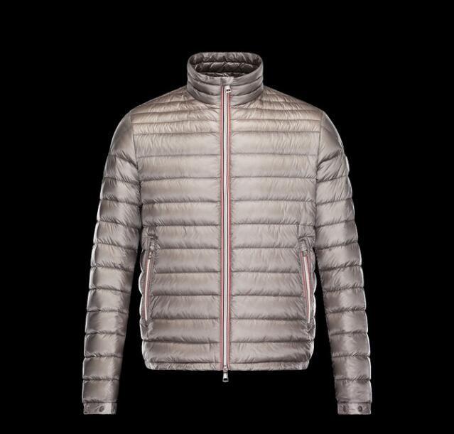 Nova Marca anorak homens primavera outono jaqueta homens jaqueta fina inverno melhor qualidade homem quente para baixo jaqueta e parka casaco anorak M115
