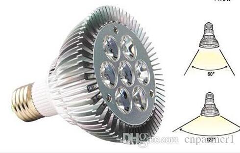Venda do fabricante Dimmable Led par38 par30 par20 85-265V 9W 10W 14W 18W 24W 30W 36W E27 par 20 30 38 LED Lâmpada de iluminação LED Spot lightlight downlight